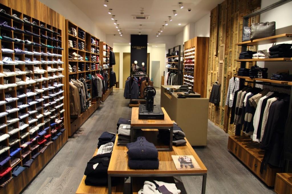 Marnix levert winkelinterieur cavallaro napoli marnix for Interieur winkels